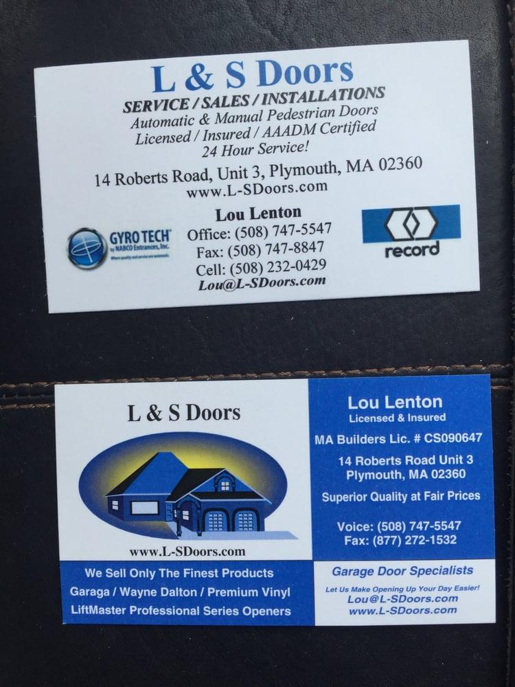 L & S Doors - 21 Photos - Garage Door Services - 14 Roberts
