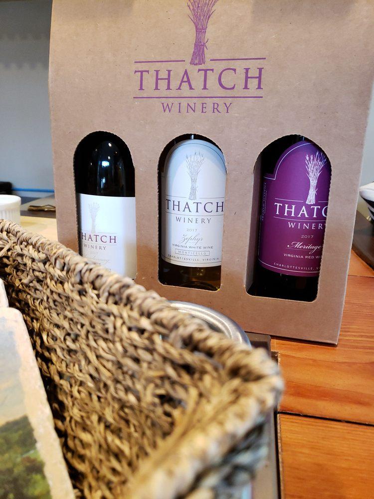 Photo of Thatch Winery: Charlottesville, VA