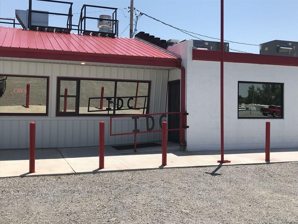 I Don't Care Cafe: 105 Broadway St, Fort Supply, OK