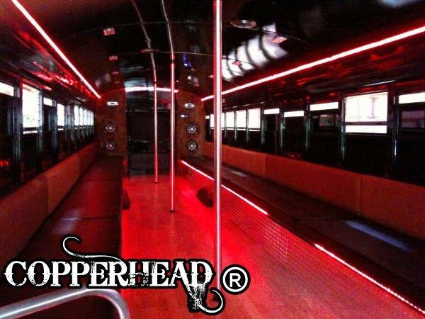 Kansas City Party Bus