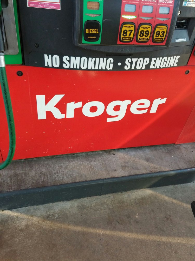 Kroger Gas Station Near Me >> Kroger Fuel Station - Gas Stations - 1408-1432 Knox Ave ...