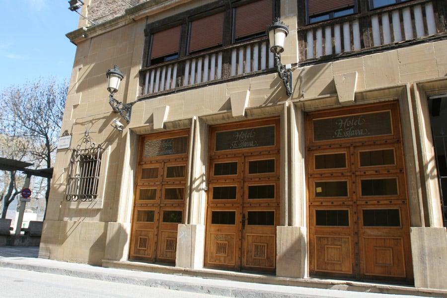 Hotel Eslava Hoteles Plaza Virgen De La O 7 Pamplona