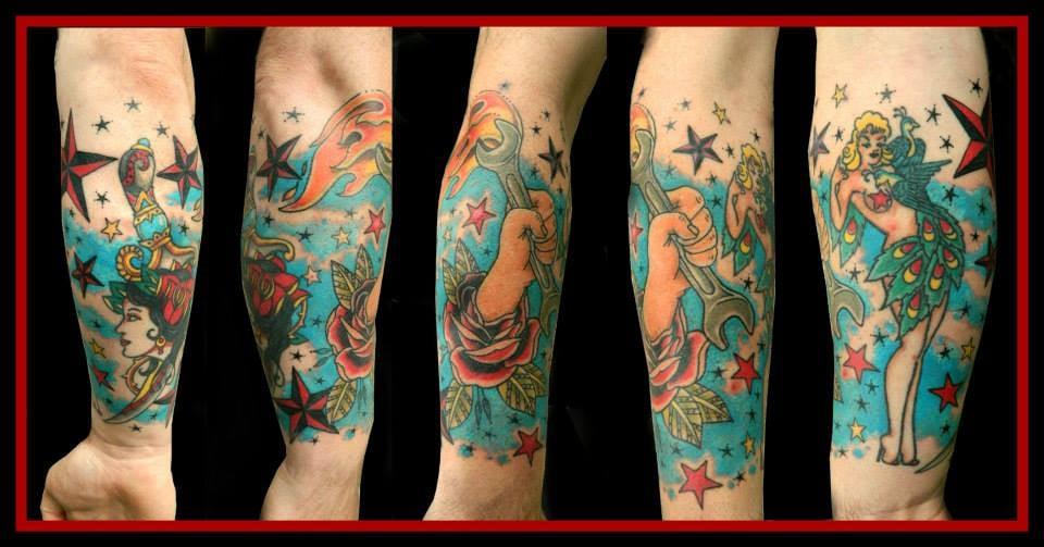 Lady Luck Tattoo: 211 S Main St, Canandaigua, NY