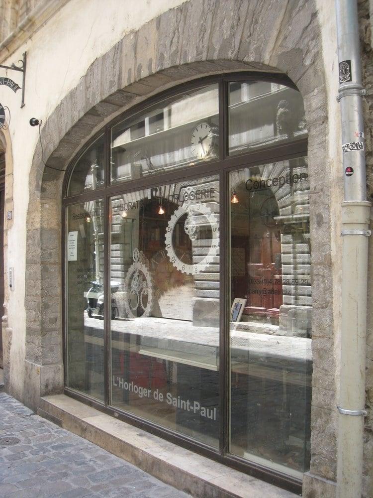 l horloger de saint paul r paration de montre 20 rue juiverie vieux lyon lyon num ro de. Black Bedroom Furniture Sets. Home Design Ideas
