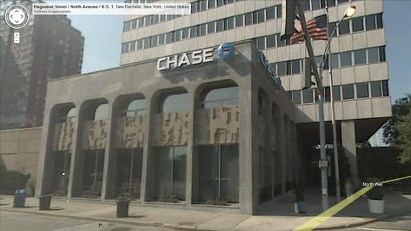Photo Of Chase Bank   New Rochelle, NY, United States. G0ogle Maps