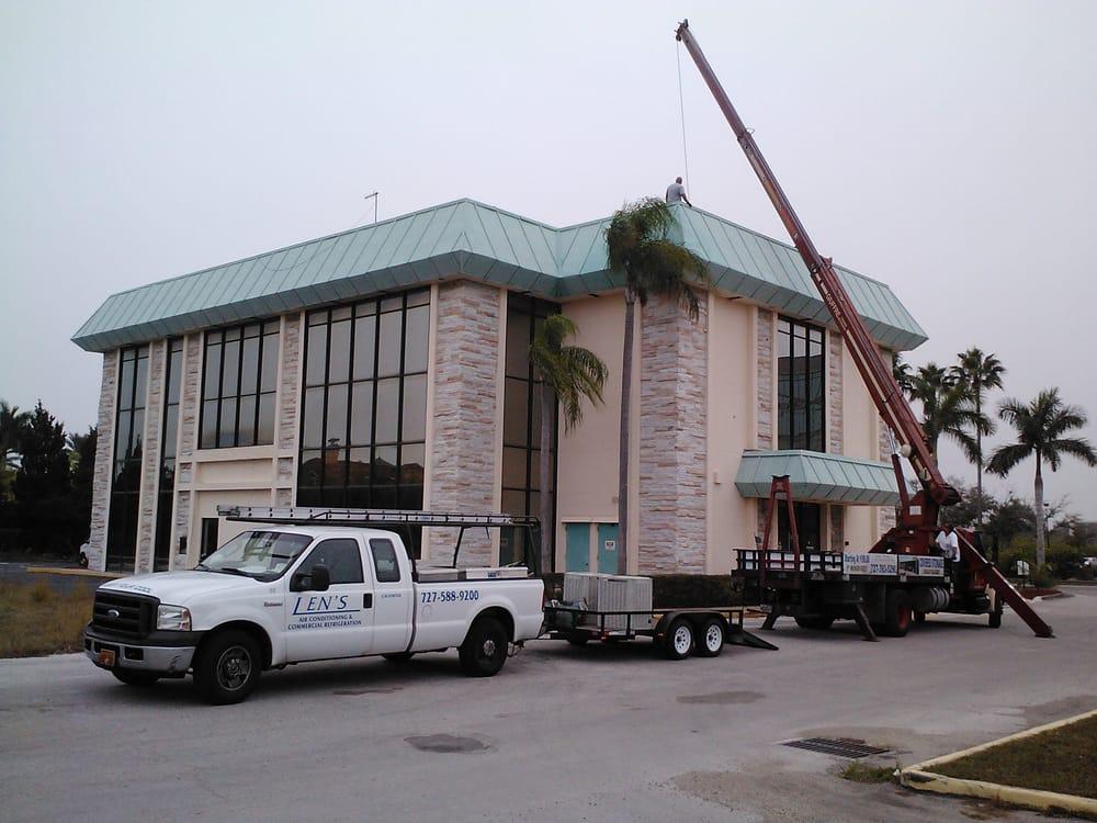 Len's Air Conditioning: 13050-B 91st St N, Largo, FL
