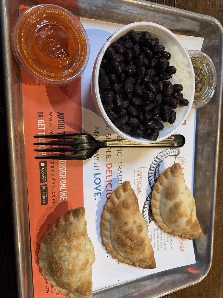 Food from Morgan Street Food Hall