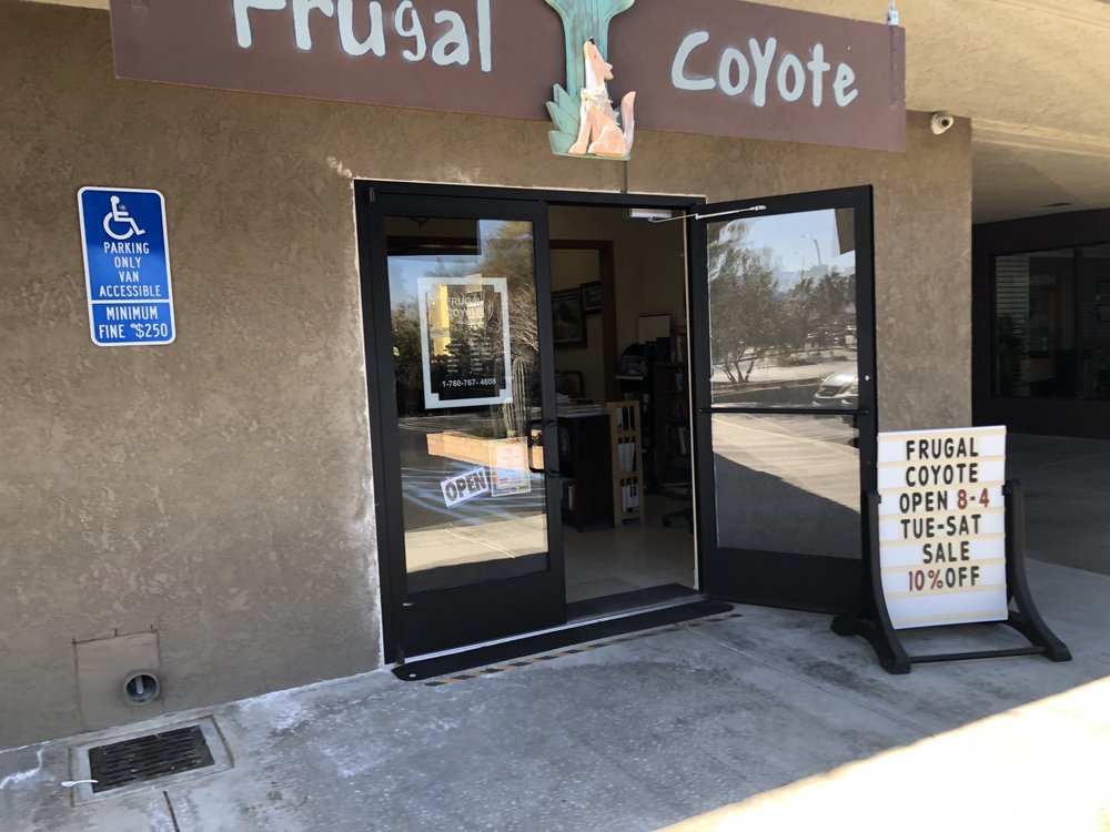 Frugal Coyote Boutique & Resale Shop