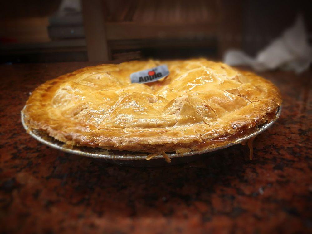 Bit of Swiss Pastry Shop: 4333 Ridge Rd, Stevensville, MI