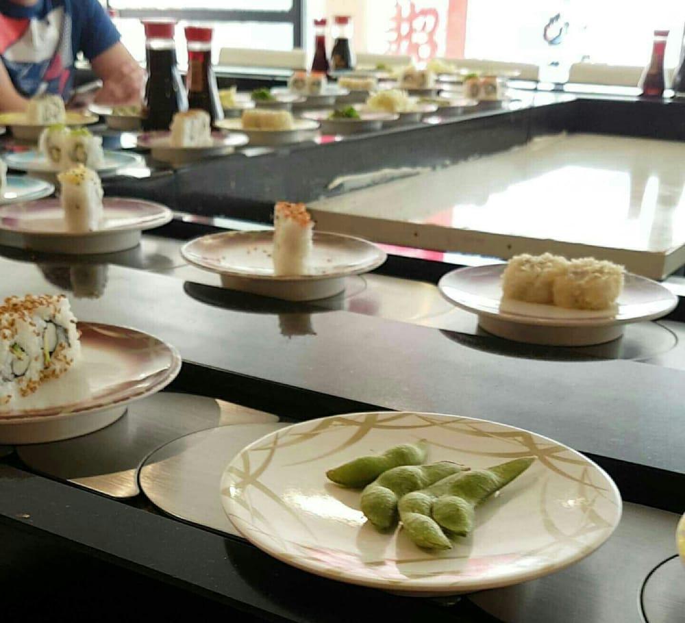 Restaurant Japonais Avec Sushibar