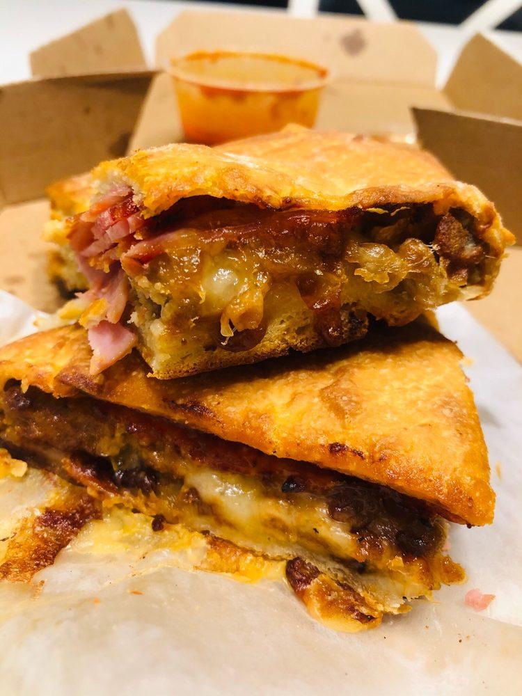 Jimmy's Pizza Pasta & Subs: 300 N 8th St, Midlothian, TX