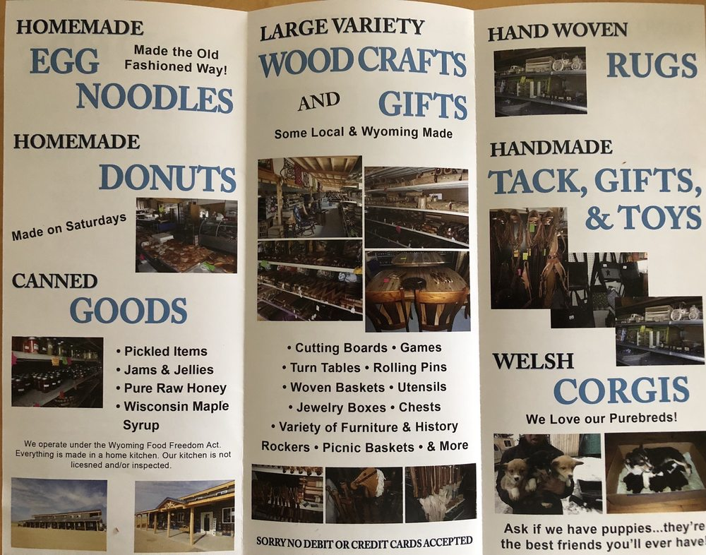 Yoder's Country Market: 369 Trabing Rd, Buffalo, WY