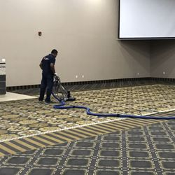 Photo of Maple Leaf Carpet Cleaning - Edmonton, AB, Canada. Commercial carpet cleaning