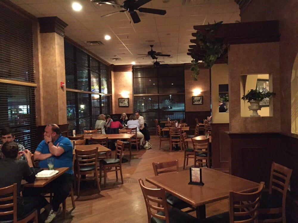 Sal Italian Restaurant In Blacksburg Va