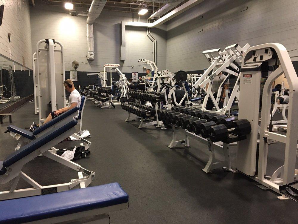 MacLaughlin Fitness Center