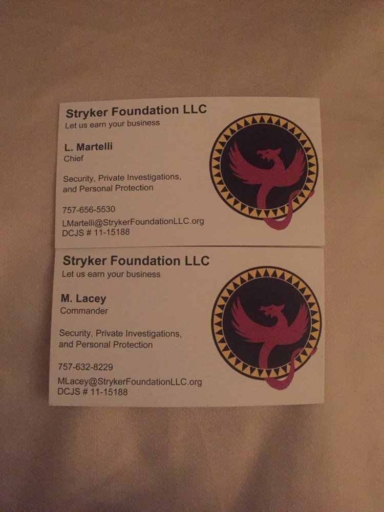 Stryker Foundation