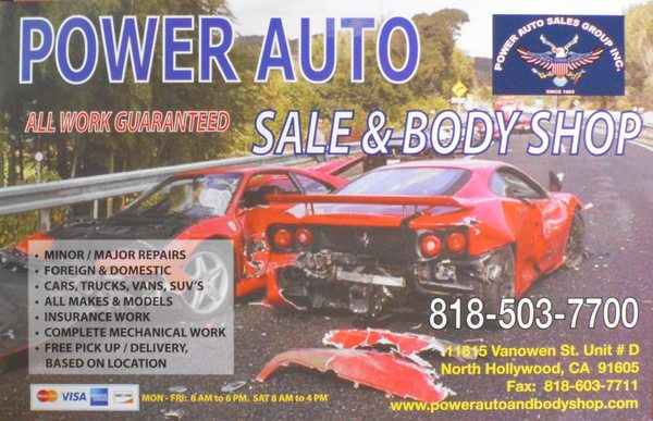 Power Auto Group >> Power Auto Sales Group Request A Quote Auto Repair 11615