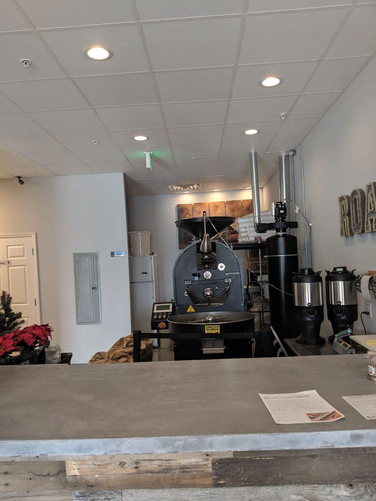 Chocolattés Coffee & Roasting: 16120 San Carlos Blvd, Fort Myers, FL