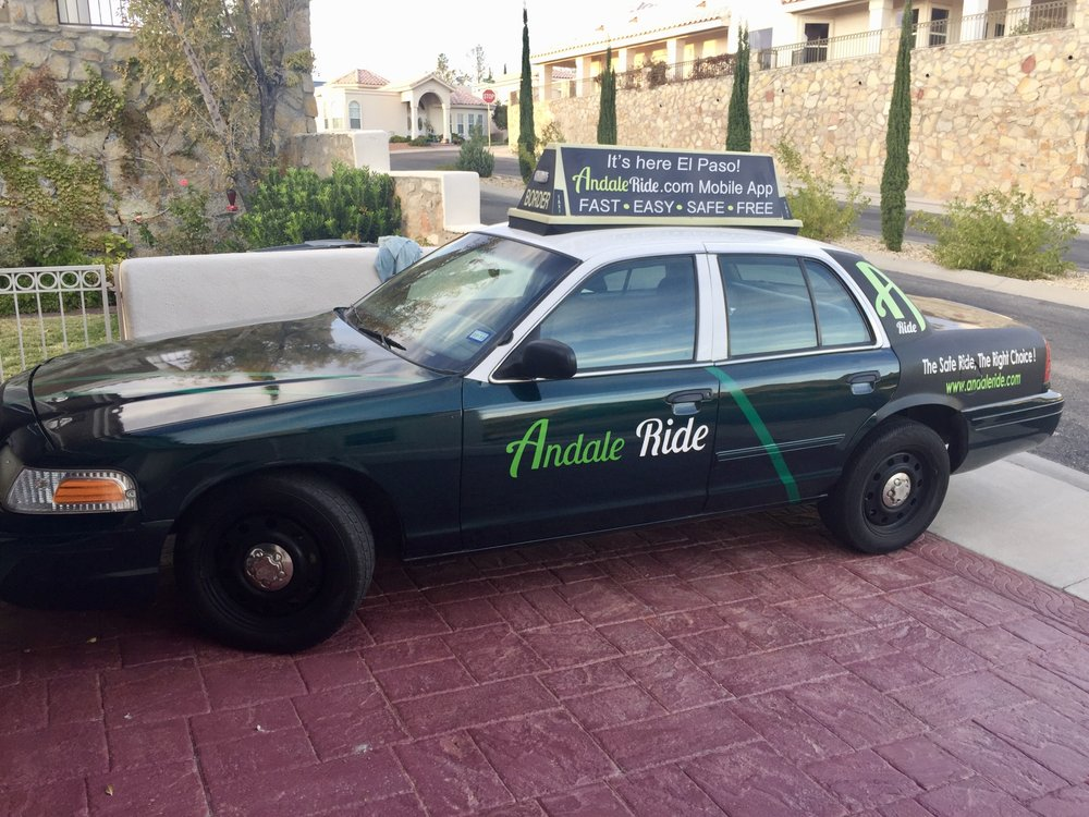 AndaleRide: 1479 Via Appia St, El Paso, TX