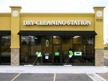 Dry Cleaning Station: 9530 N 129th E Ave, Owasso, OK