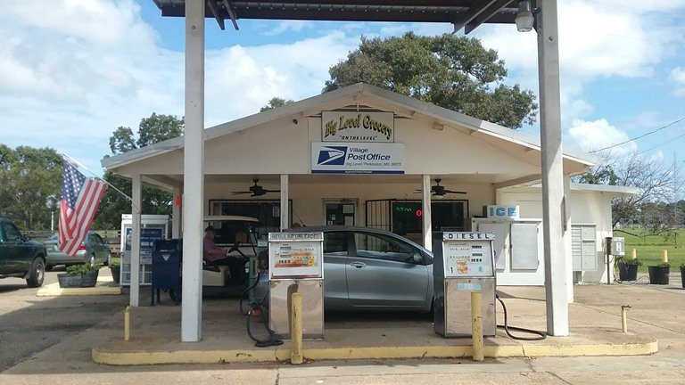 Big Level Grocery: 1023 King Bee Rd, Perkinston, MS