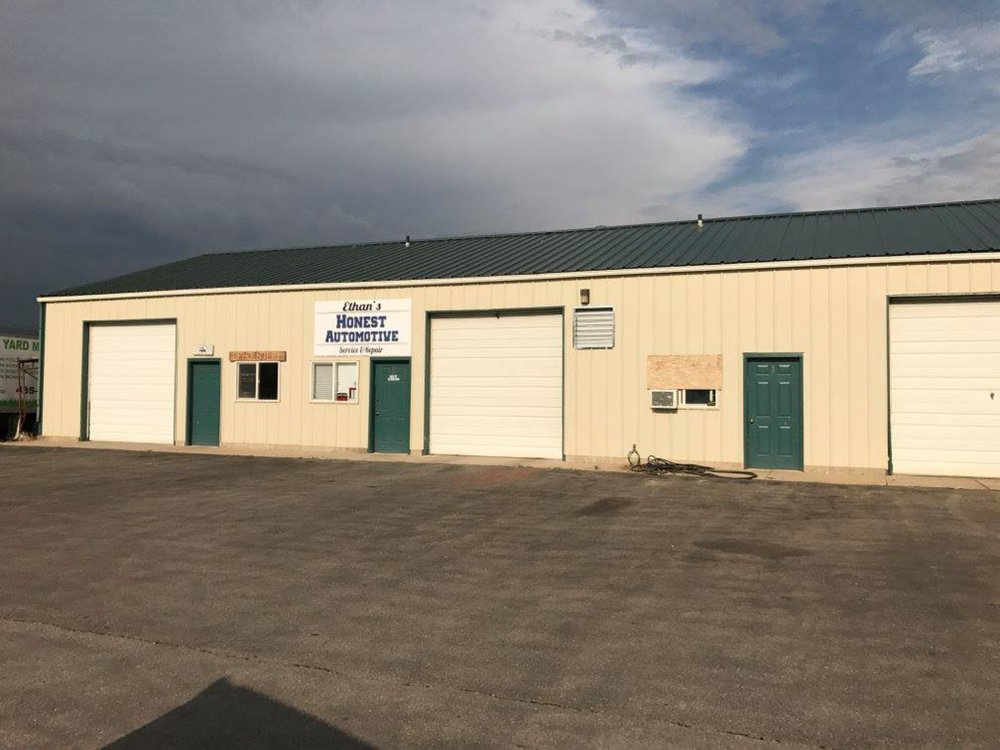 Ethan's Honest Automotive Service and Repair: 679 West 1800 N, Logan, UT
