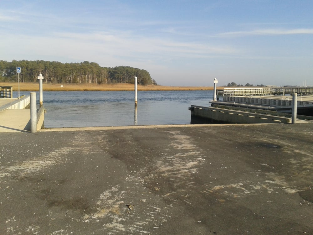 Massey s landing boat ramp and fishing pier fishing for Public fishing near me