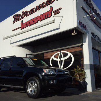 Car Dealerships In Miramar Ca