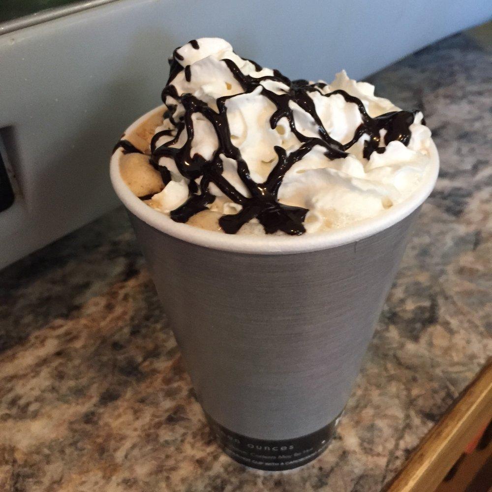 Purple Tree Coffee: 336 N Main St, Cheboygan, MI