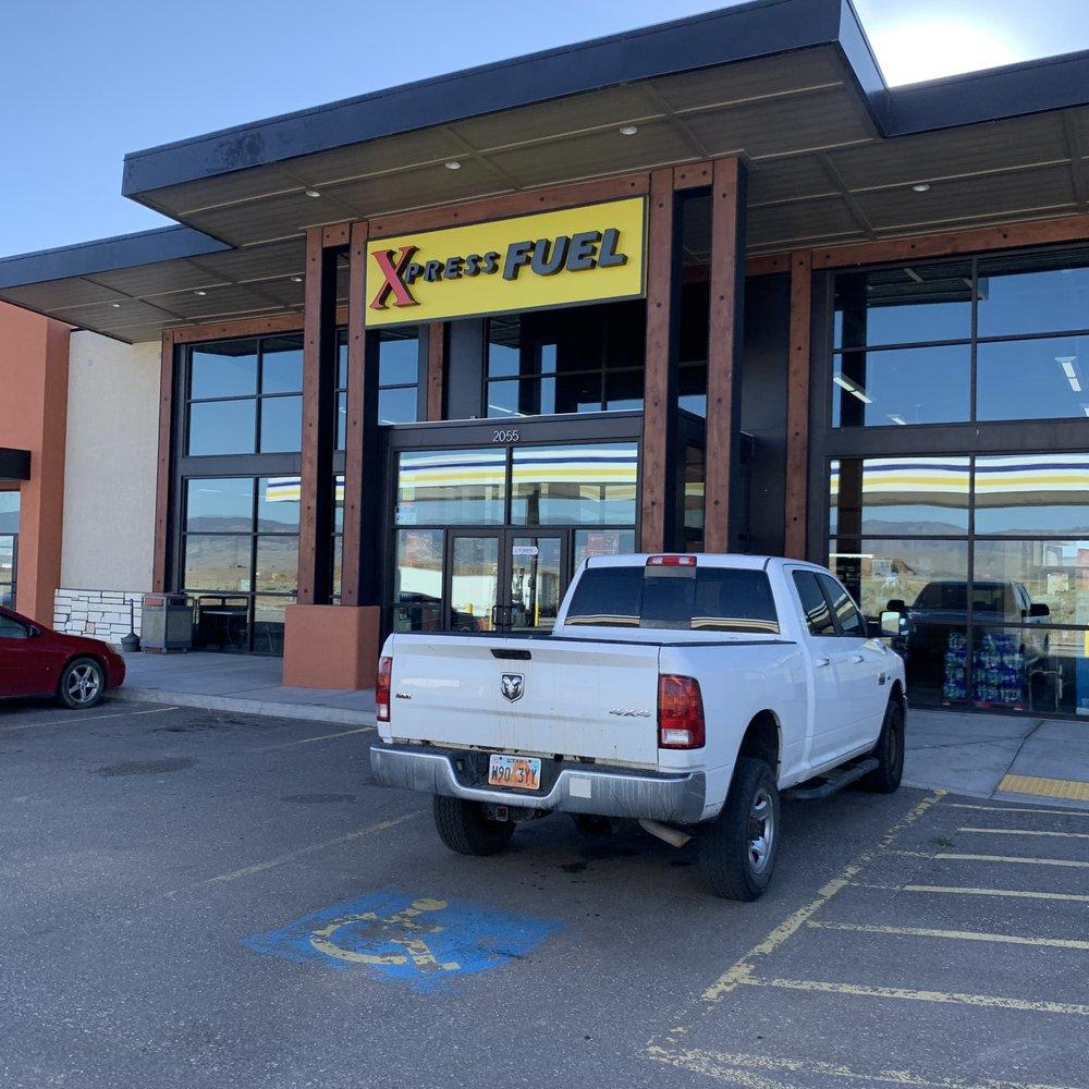 Xpress Fuel: 2055 S State St, Salina, UT