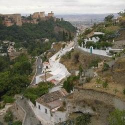 Barrio del Sacromonte - Landmarks & Historical Buildings