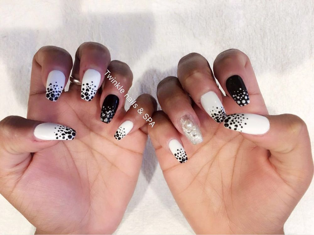 Twinkle Nail & Spa: 29-06 Francis Lewis Blvd, Flushing, NY