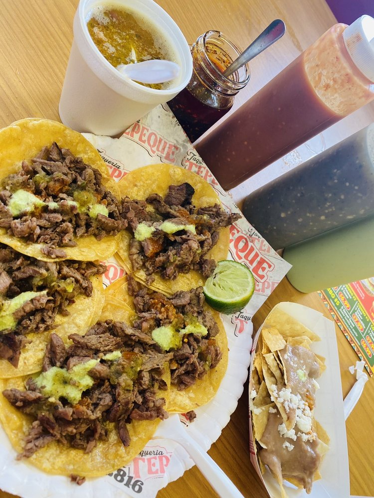 Taqueria Tepeque: 701 E Nolana Lp, Pharr, TX