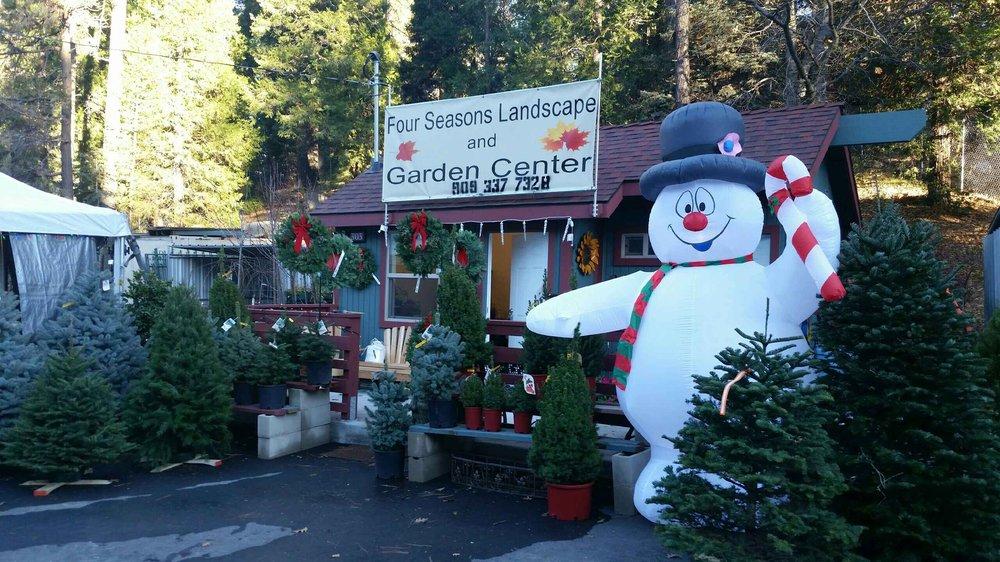 Four Seasons Garden Center: 303 N Ste Hwy 173, Lake Arrowhead, CA