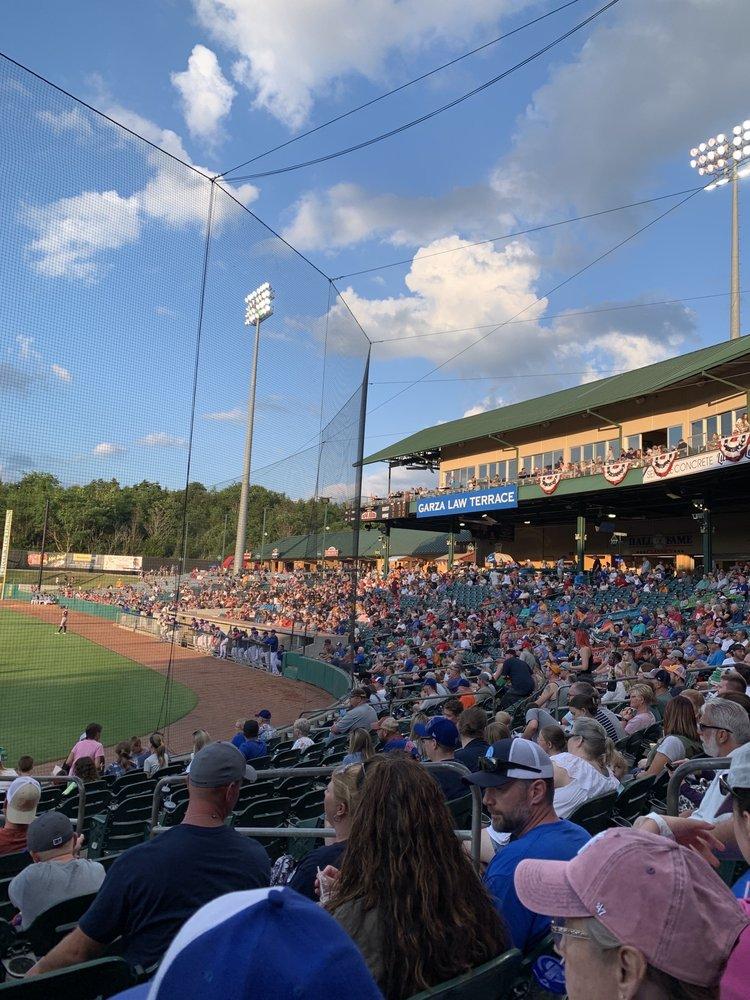 Social Spots from Tennessee Smokies Baseball
