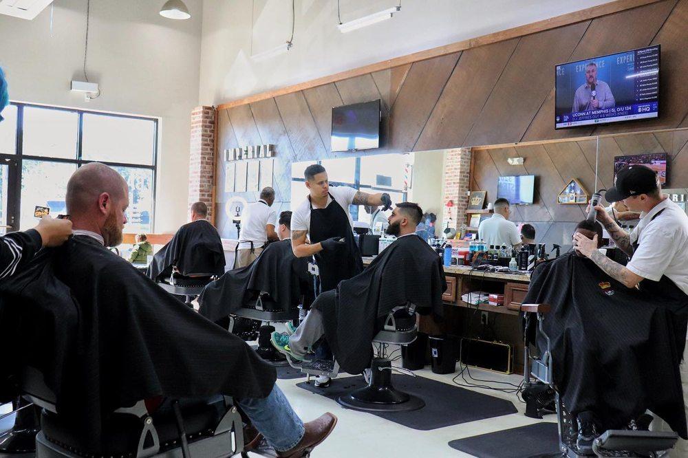 Imperial Barbershop: 3202 Marina Bay Dr, League City, TX