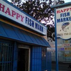 Happy fish market 11 foton 17 recensioner fish for Fish market los angeles