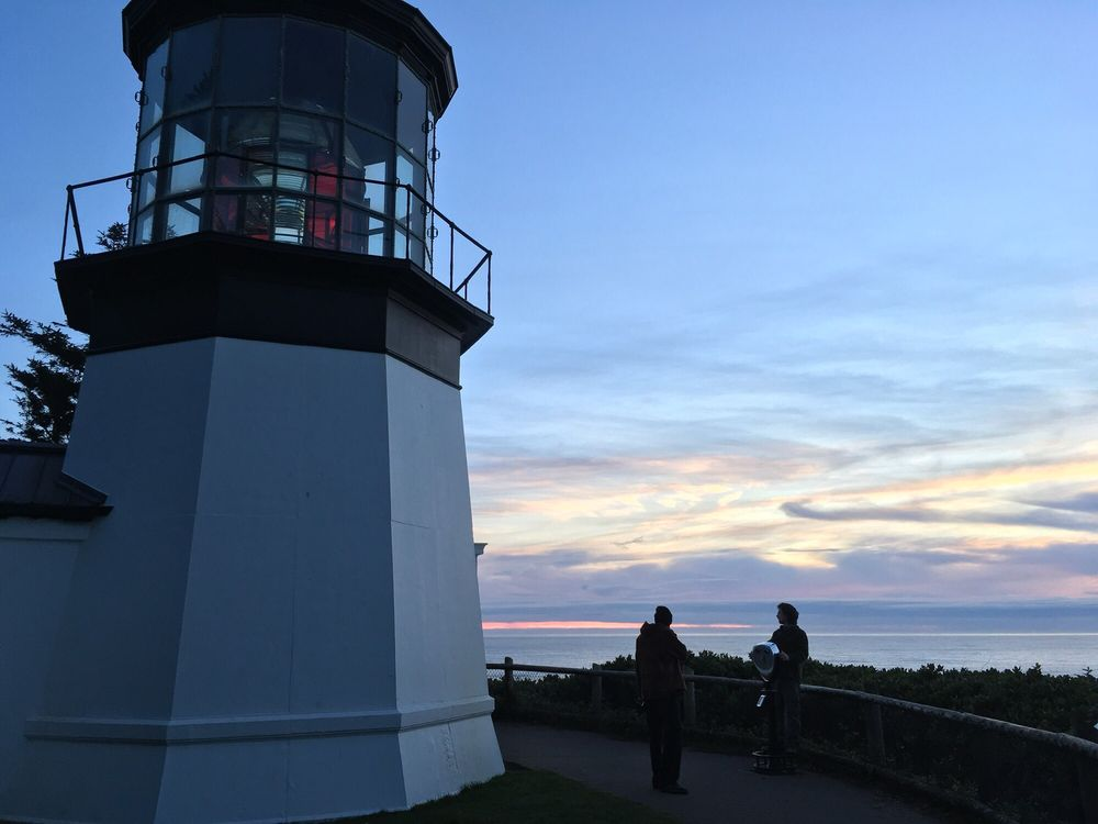 Cape Meares Lighthouse: Oceanside, OR