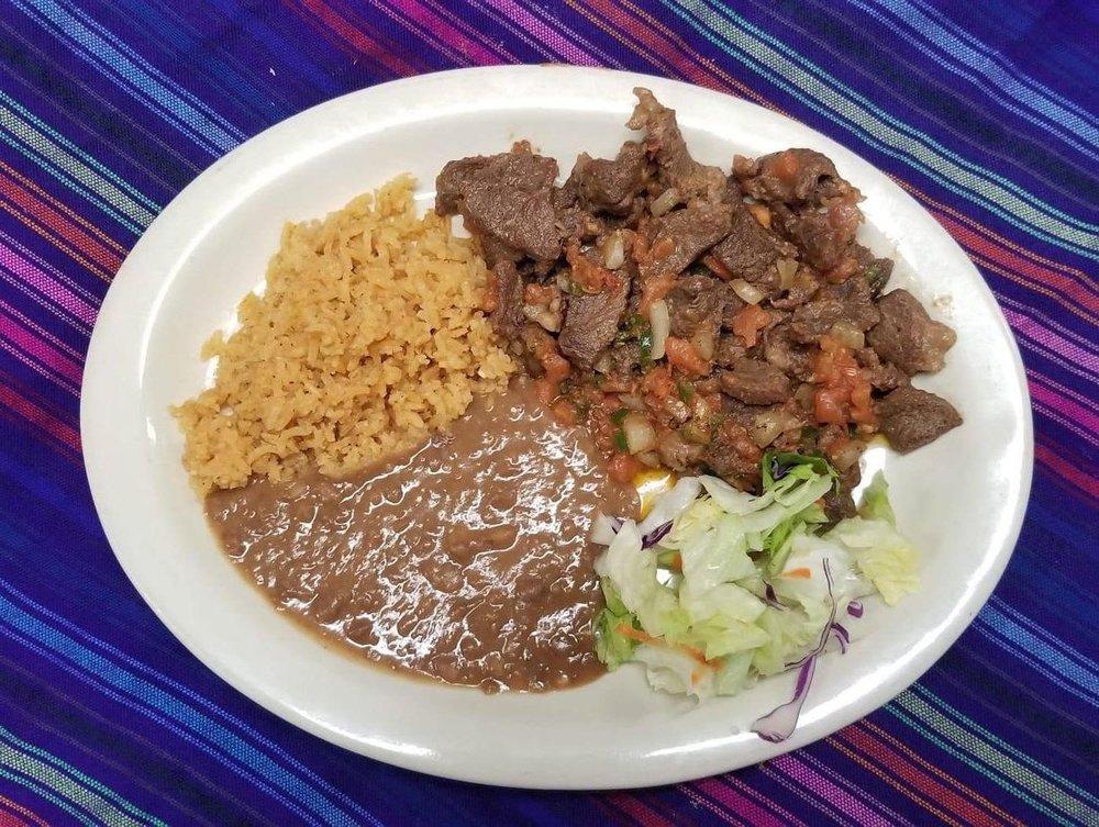 Mi Jacalito Mexican Restaurant: 4818 Hwy 83, Escobares, TX