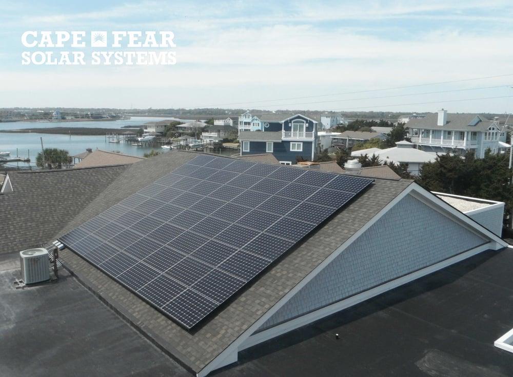 Cape Fear Solar Systems: 901 Martin St, Wilmington, NC
