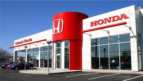 Honda Dealership Near Me >> Colonial Honda - 14 Reviews - Car Dealers - 2657 Robie St ...