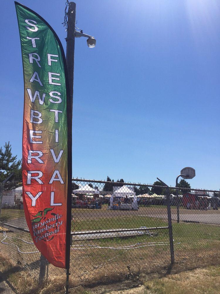 Marysville Strawberry Festival: Marysville, WA