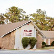 AdamsLimoServices Photo Of Adams Funeral Services   Savannah, GA, United  States.