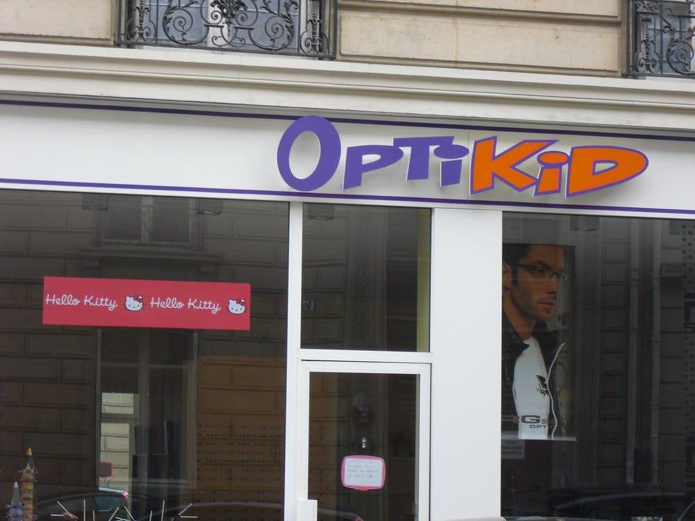Optikid lunettes opticien 20 rue phalsbourg malesherbes villiers paris num ro de - Numero de telephone printemps haussmann ...