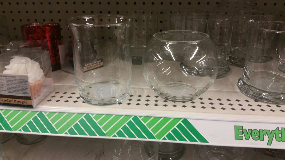 Glassware Cute For Candles Or Small Vases Yelp
