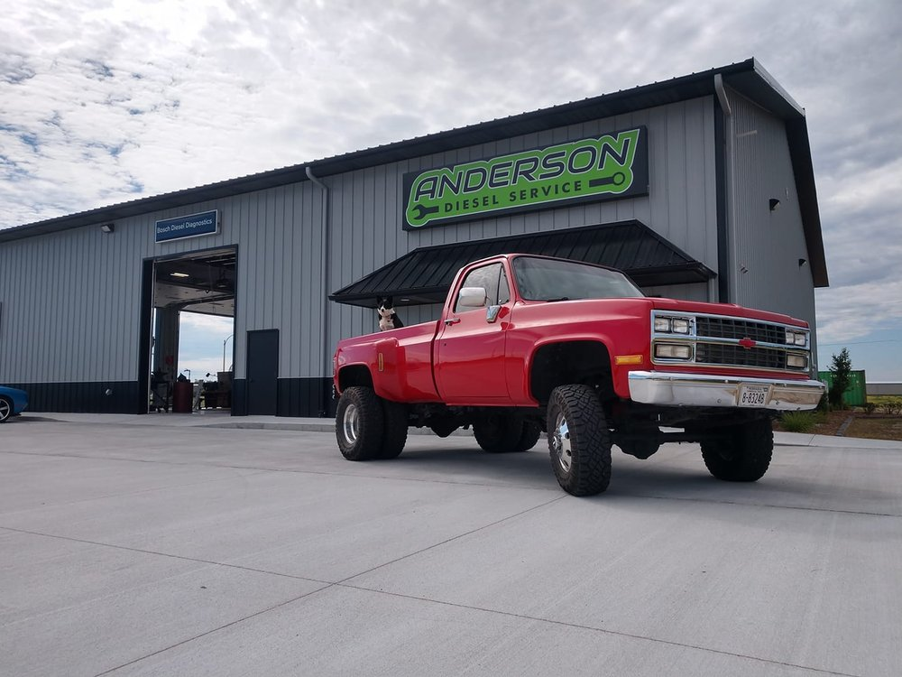 Anderson Diesel Service: 3961 Silver Rd, Grand Island, NE