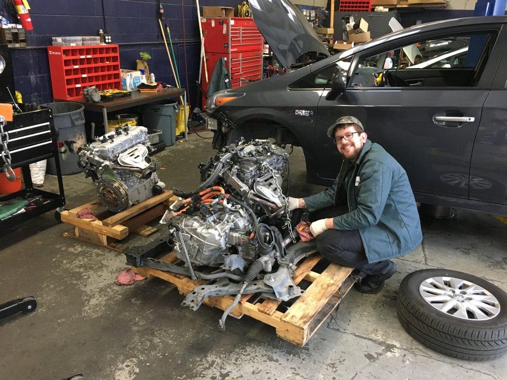 Nate\'s Green Garage - 80 Reviews - Auto Repair - 1809 San Pablo Ave ...