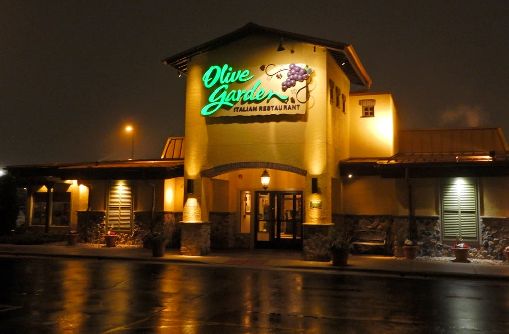 On a cold wet night is there anything more warming than - Olive garden online reservations ...