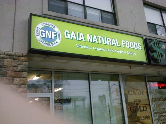 Gaia Natural Foods