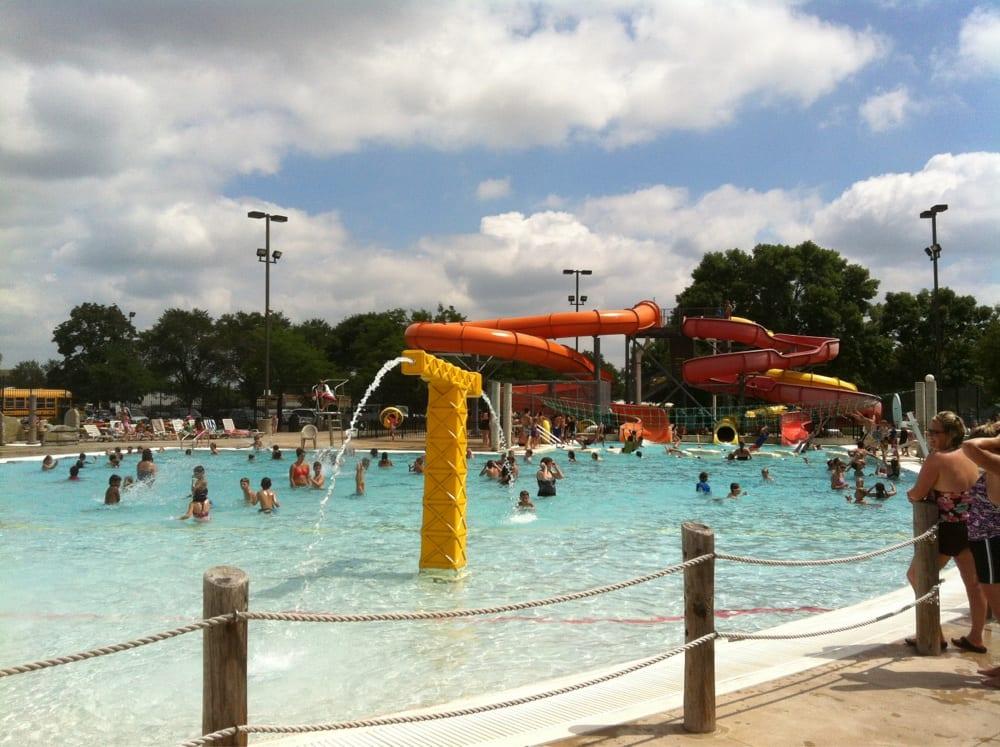 Jim Lupient Water Park